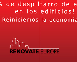 renovate europe españa