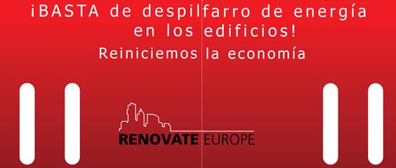 renovate europe españa