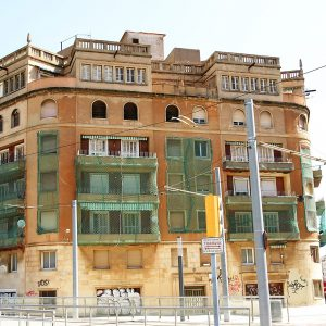 Rehabilitación edificio low carbon tecnologías